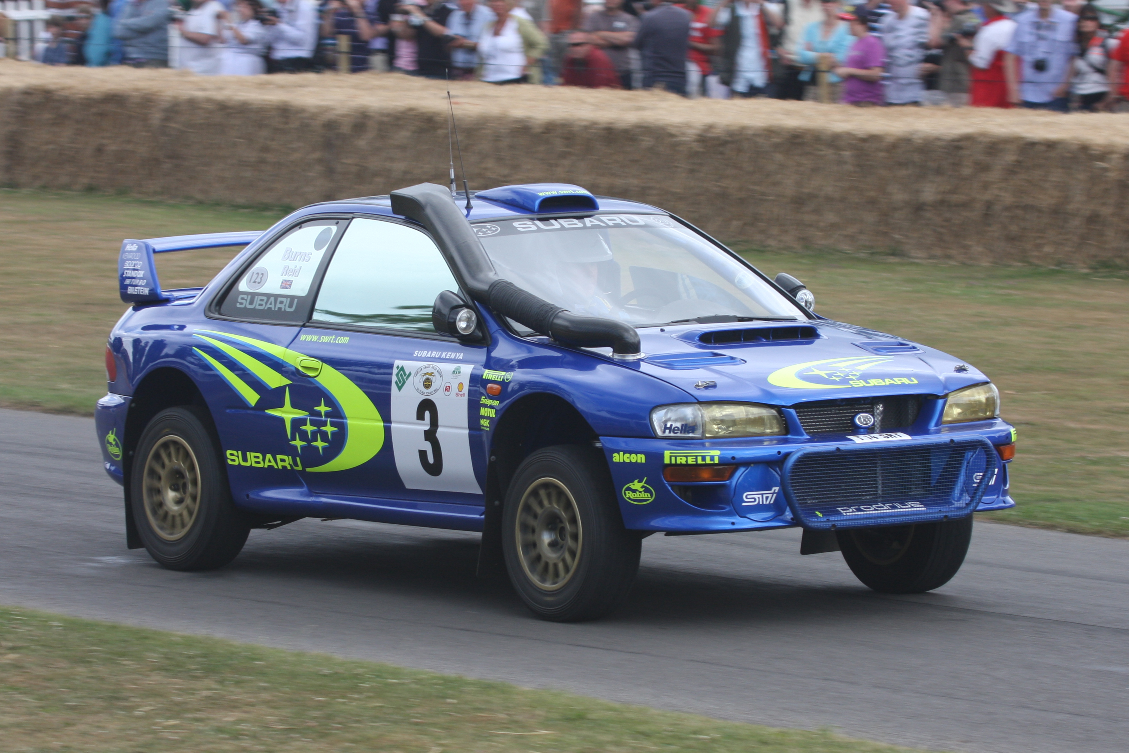 World rally championship mouthmotor for Burns motors used cars